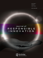 journal of responsible innovation 2016 EN