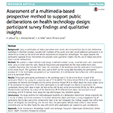 New article published in BMC Health Services Research