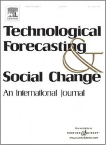 Nouvelle publication dans Technological Forecasting and Social Change