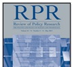 Nouvelle publication dans Review of Policy Research