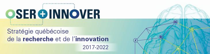 Stratégie québécoise de la recherche et de l'innovation (SQRI)